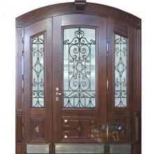 Арочная дверь A-21
