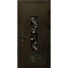 Дверь с ковкой МД-СК-Л-27