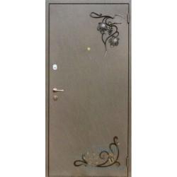 Дверь с ковкой МД-СК-Л-25