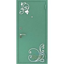 Дверь с ковкой МД-СК-Л-04
