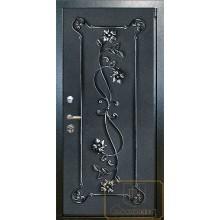 Дверь с ковкой МД-СК-Л-10