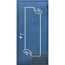 Дверь с ковкой МД-СК-Л-20