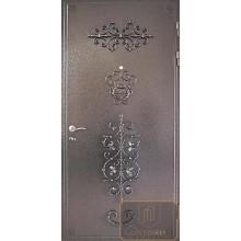 Дверь с ковкой МД-СК-Л-18