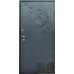 Дверь с ковкой МД-СК-Л-19