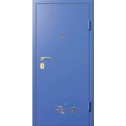 Металлические двери для гаража