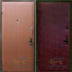 Входная дверь в офис МДО-07