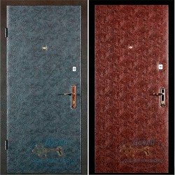 Входная дверь в офис МДО-34