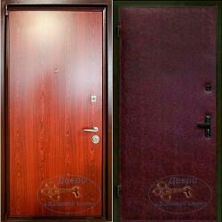 Входная дверь в офис МДО-12