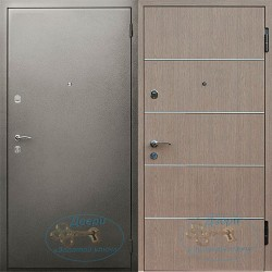 Входная дверь в офис МДО-15