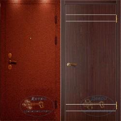 Входная дверь в офис МДО-18