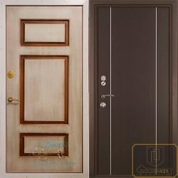 Входная дверь в офис МДО-32