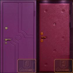 Входная дверь в офис МДО-31