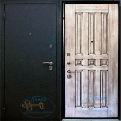 Входная дверь в офис МДО-25
