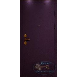 Входная дверь в офис МДО-17