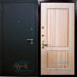 Дверь входная порошковое напыление МДФ