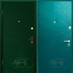 Двери наружные металлические утепленные НД-П-ВР-12