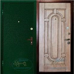 Железные двери с порошковым напылением