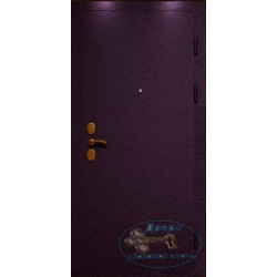 Дверь порошковое напыление массив дуба