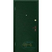 Недорогие металлические двери с порошковым напылением