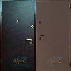 Двери гаражные распашные
