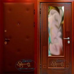 Обивка дверей винилискожей ВД-В-19