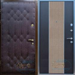 Стальных дверей с дермантином ВД-В-20