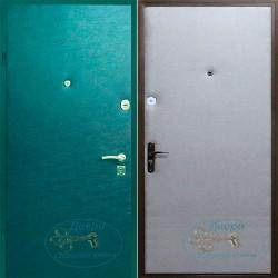 Металлические двери винилискожа ВД-В-01