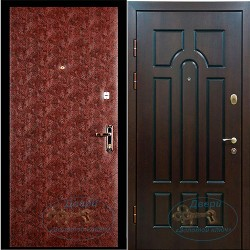 Дверь МДФ винилискожа ВД-В-16