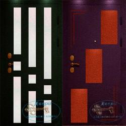 Входная дверь в квартиру КД-129