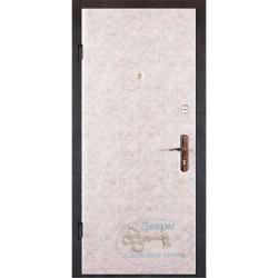Стальные двери с отделкой винилискожей ВД-В-09