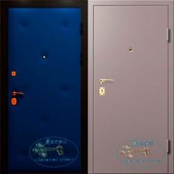 Железные двери дермантин ВД-В-13