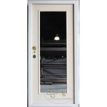 Входная дверь в квартиру с зеркалом ВД-МЗ-П 08