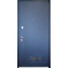 Дверь с шумоизоляцией ШД-П-MШ 43 Порошкове напыление-МДФ шпон с доставкой и установкой в Москве от производителя