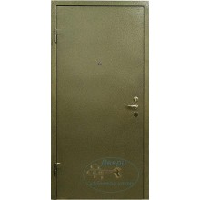 Дверь с шумоизоляцией ШД-П-ЛА 34 Порошковое напыление –ламинат антивандальный с доставкой и установкой в Москве от производителя