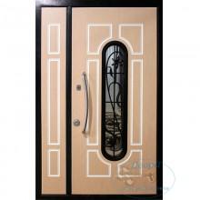 Парадные двери коттедж