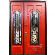 Красивые парадные двери