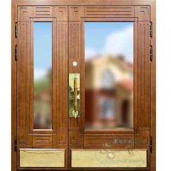 Наружные двери для частного дома НД-М-М-06