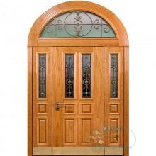 Парадная арочная дверь Р-41