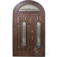 Парадная арочная дверь Р-50