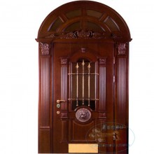 Парадная арочная дверь Р-51