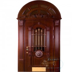 Парадная дверь Р-51