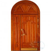 Парадная арочная дверь Р-52