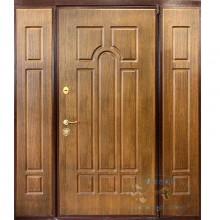 Металлические двери в парадную
