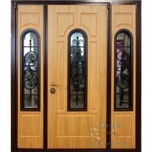 Парадные двери для загородного дома
