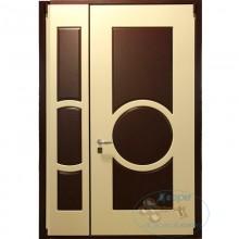 Парадные двери входные металлические