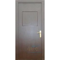 Дверь металлическая в кассу с ламинатом ДК-ЛМС-ЛМ 09