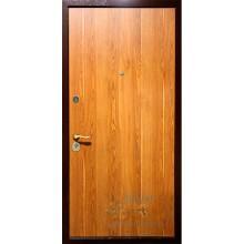 Дверь с шумоизоляцией ШД-ЛА-ЛА 27 Ламинат антивандальный с доставкой и установкой в Москве от производителя