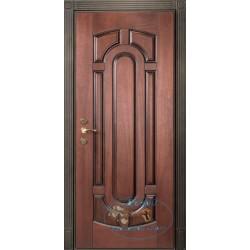 Входная дверь из массива МАС-28
