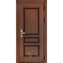 Металлические двери массив