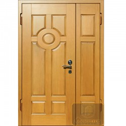 Входная дверь из массива МАС-41